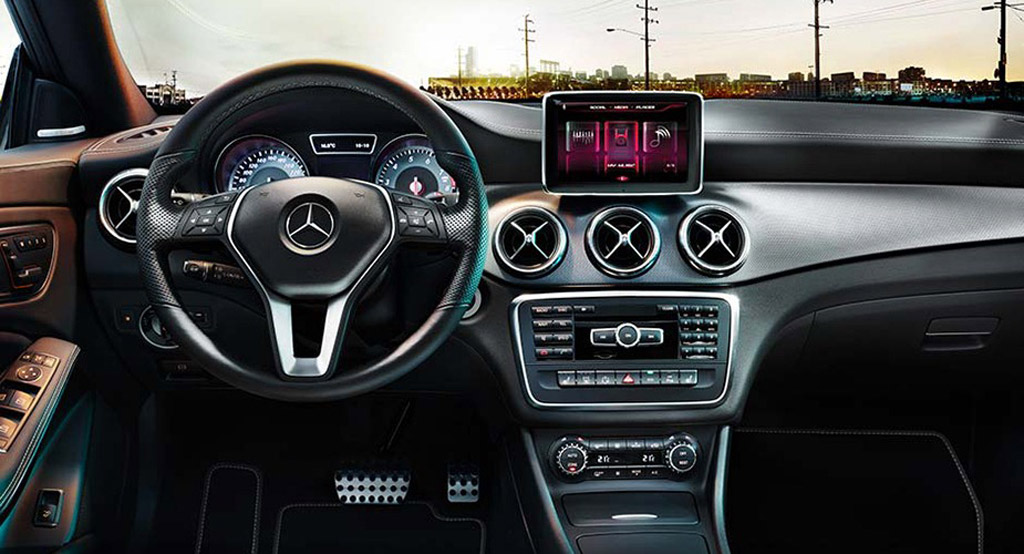 2014 Mercedes-Benz CLA Class leaked