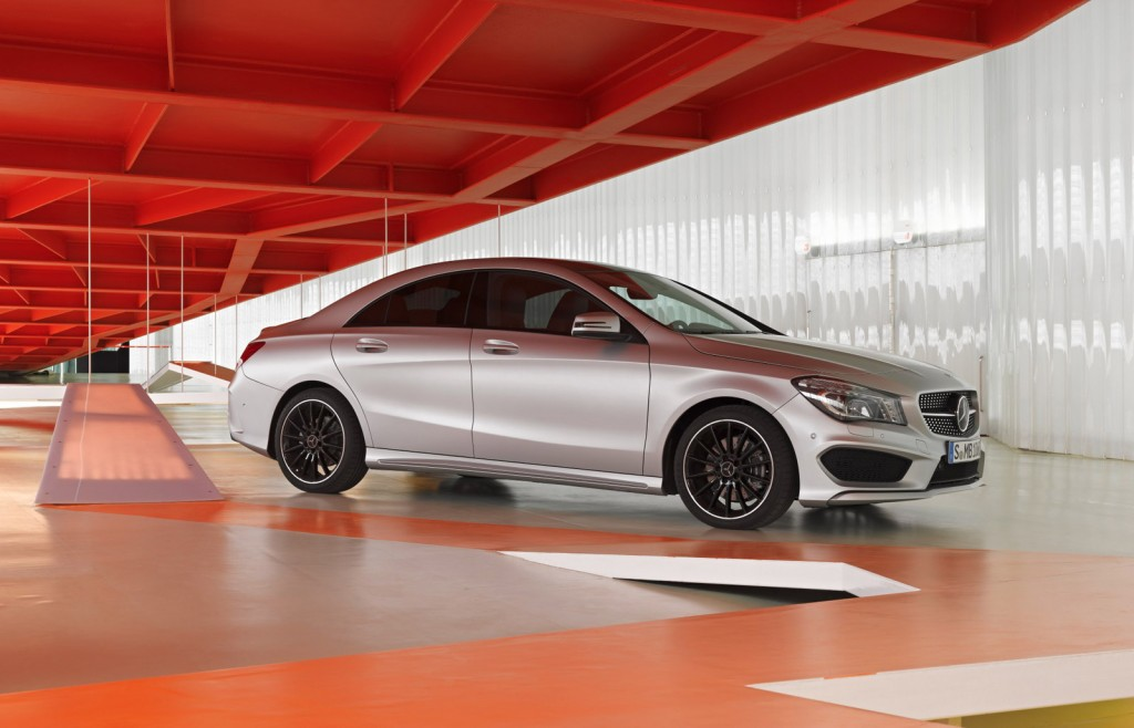 2014 Mercedes-Benz CLA Class