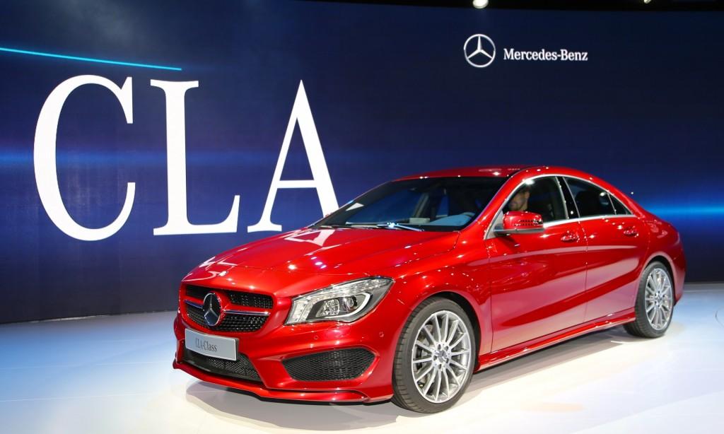 2014 Mercedes-Benz CLA