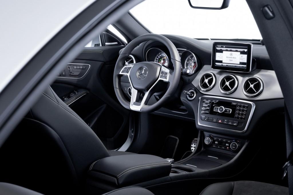 2014 Mercedes-Benz CLA 250