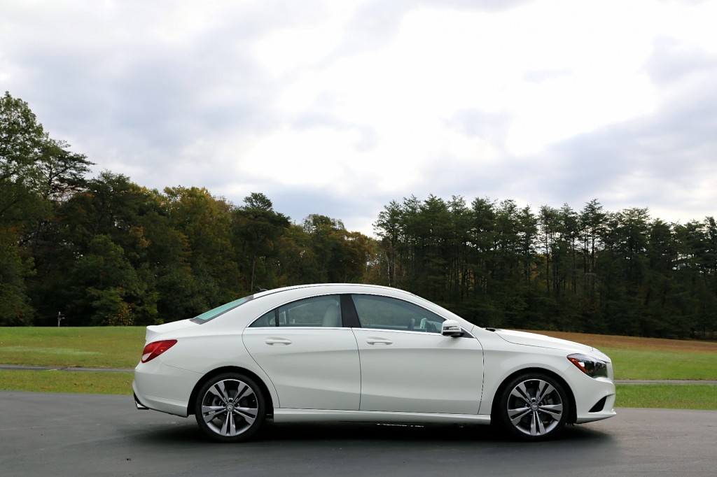 30 Days of the Mercedes CLA: Mega Photo Gallery