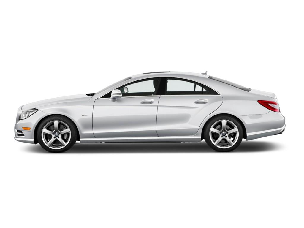 Image 2014 mercedes benz cls class 4 door sedan cls550 for Mercedes benz 4 door coupe