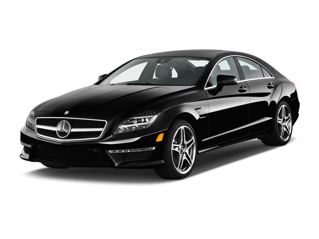 Image 2014 Mercedes Benz Cls Class 4 Door Sedan Cls63 Amg