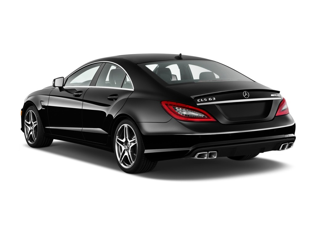 image 2014 mercedes benz cls class 4 door sedan cls63 amg. Black Bedroom Furniture Sets. Home Design Ideas