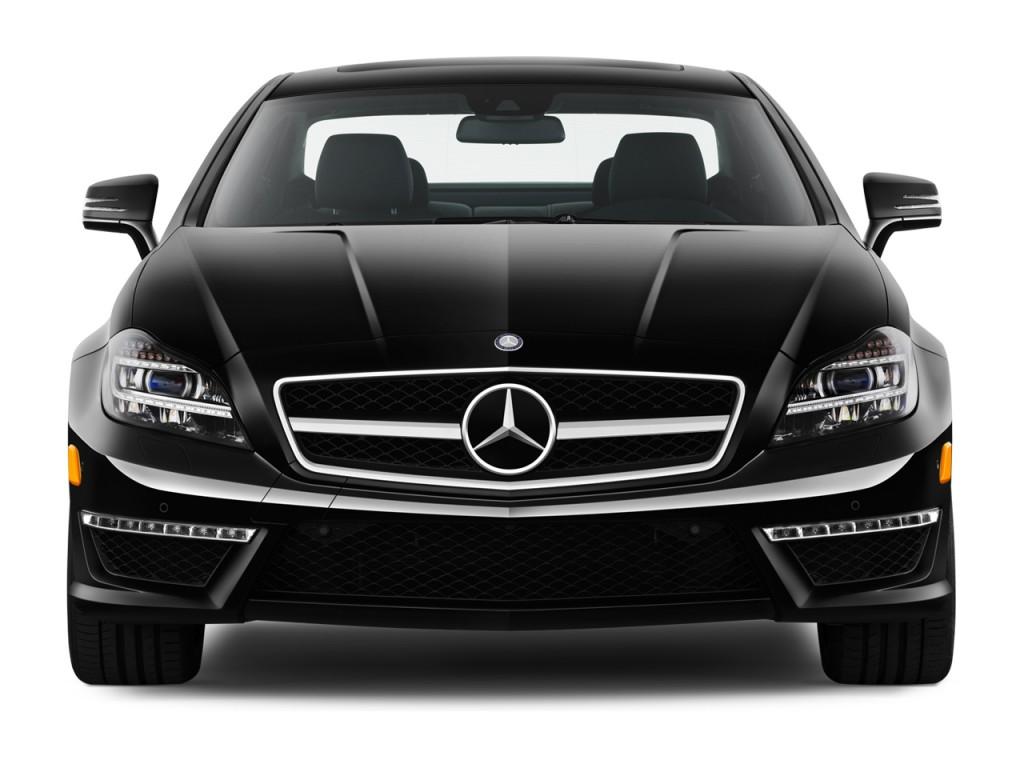 image 2014 mercedes benz cls class 4 door sedan cls63 amg 4matic front exterior view size. Black Bedroom Furniture Sets. Home Design Ideas