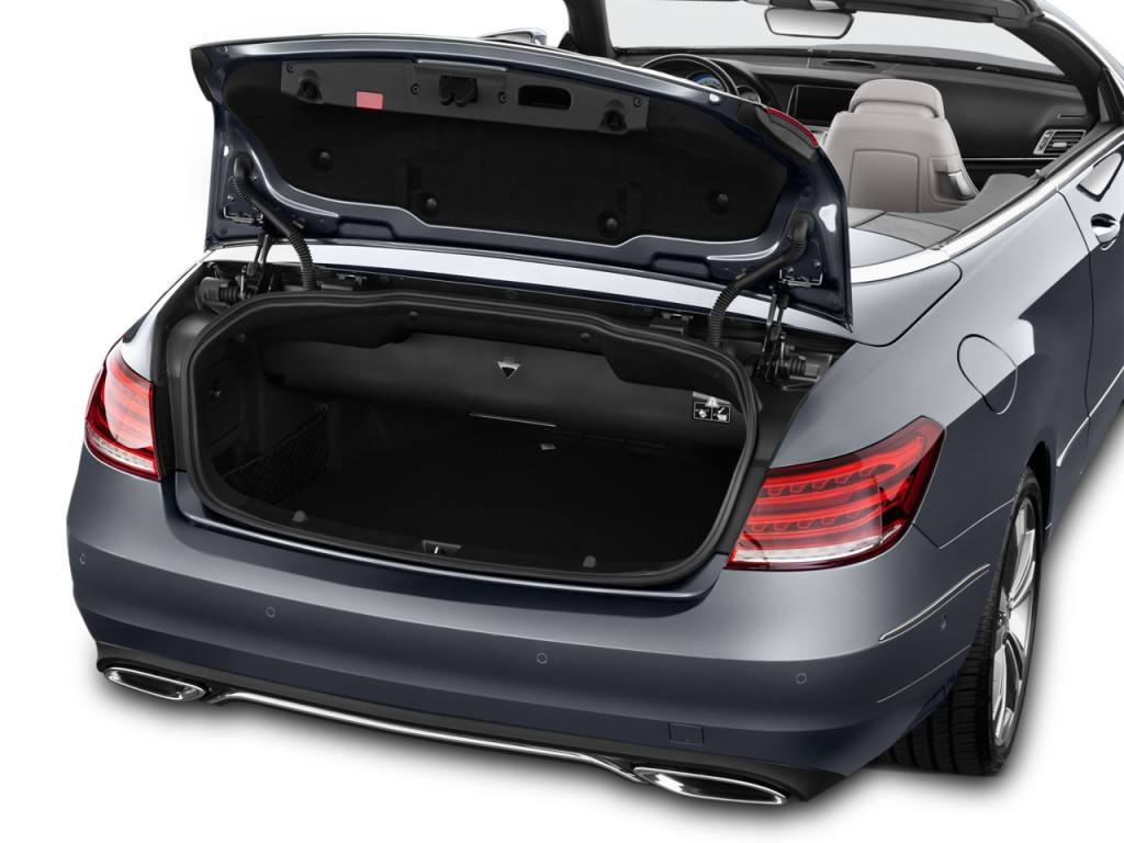 Image 2014 mercedes benz e class 2 door cabriolet e350 for Mercedes benz car trunk organizer