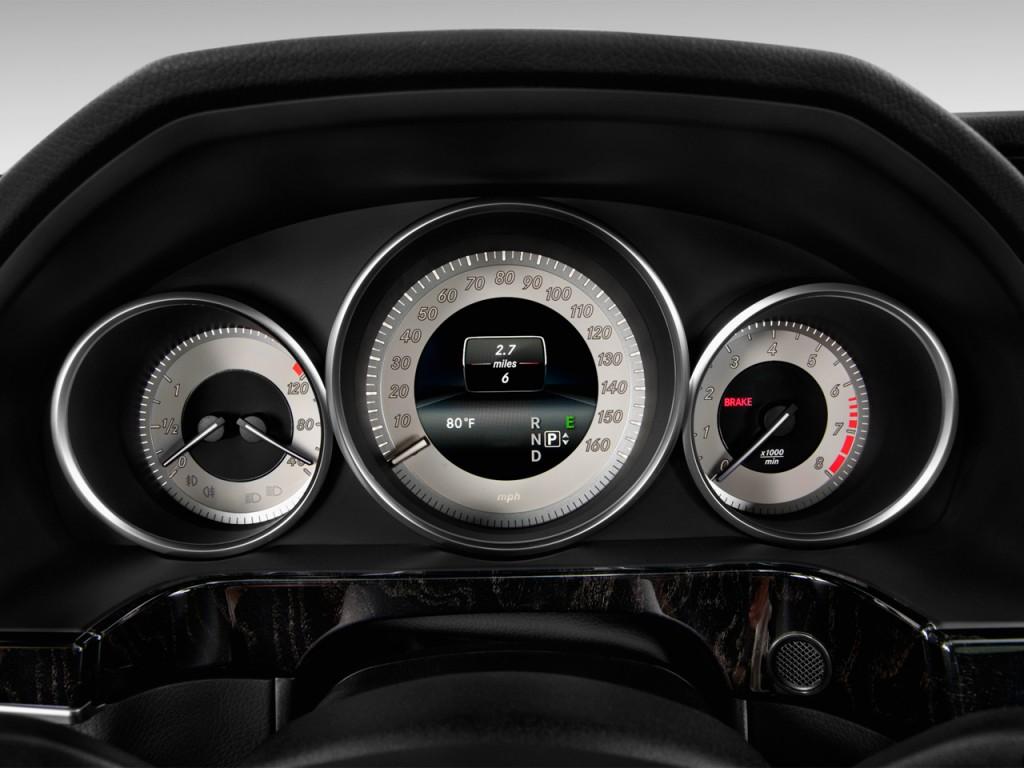 Image: 2014 Mercedes-Benz E Class 4-door Wagon E350 Sport ...