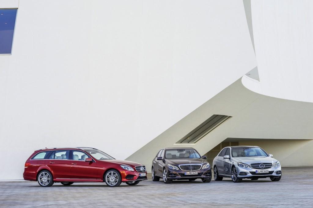 2014 Mercedes-Benz E Class