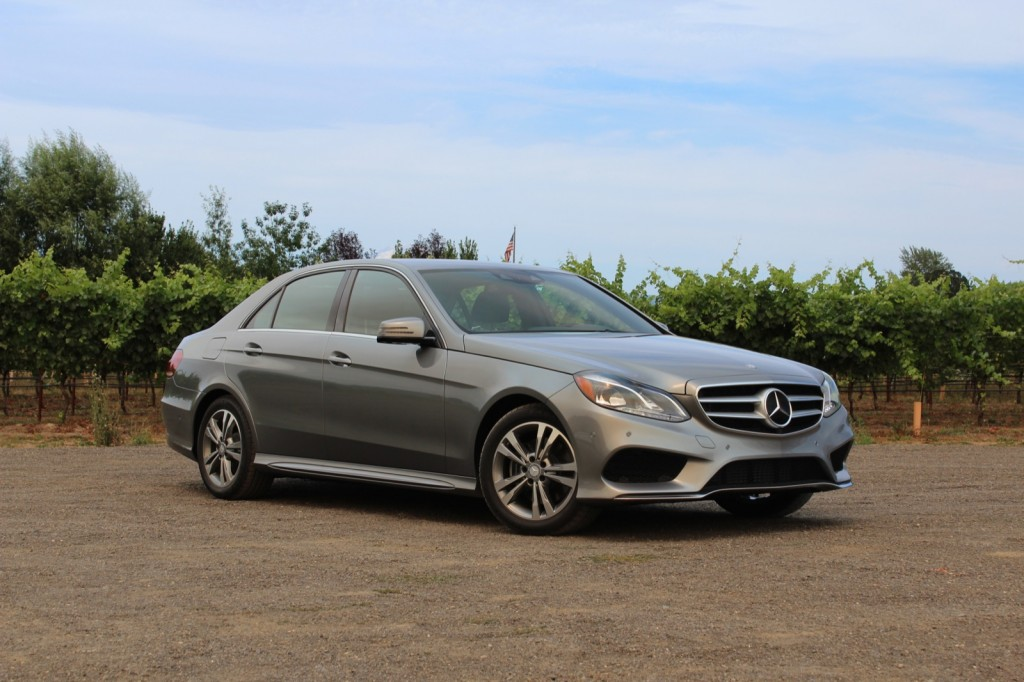 Image 2014 mercedes benz e250 bluetec first drive for 2014 mercedes benz e class e250 bluetec sedan review