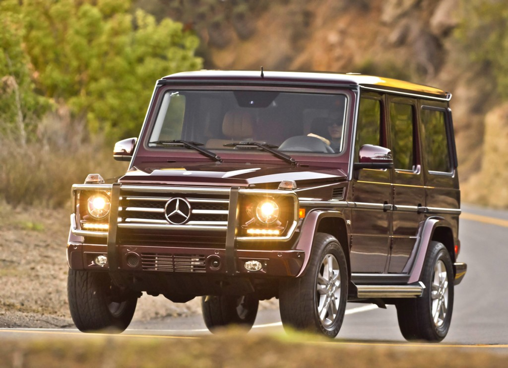 Image 2014 mercedes benz g class g550 size 1024 x 741 for Used mercedes benz g550 for sale