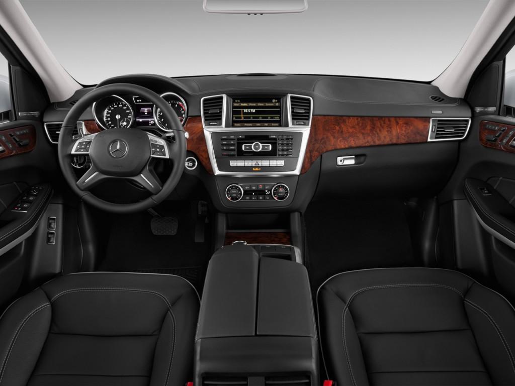 Image 2014 mercedes benz gl class 4matic 4 door gl450 for Mercedes benz dashboard