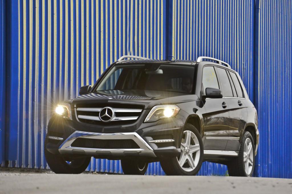 2014 Mercedes-Benz GLK-Class (GLK 250 BlueTEC)