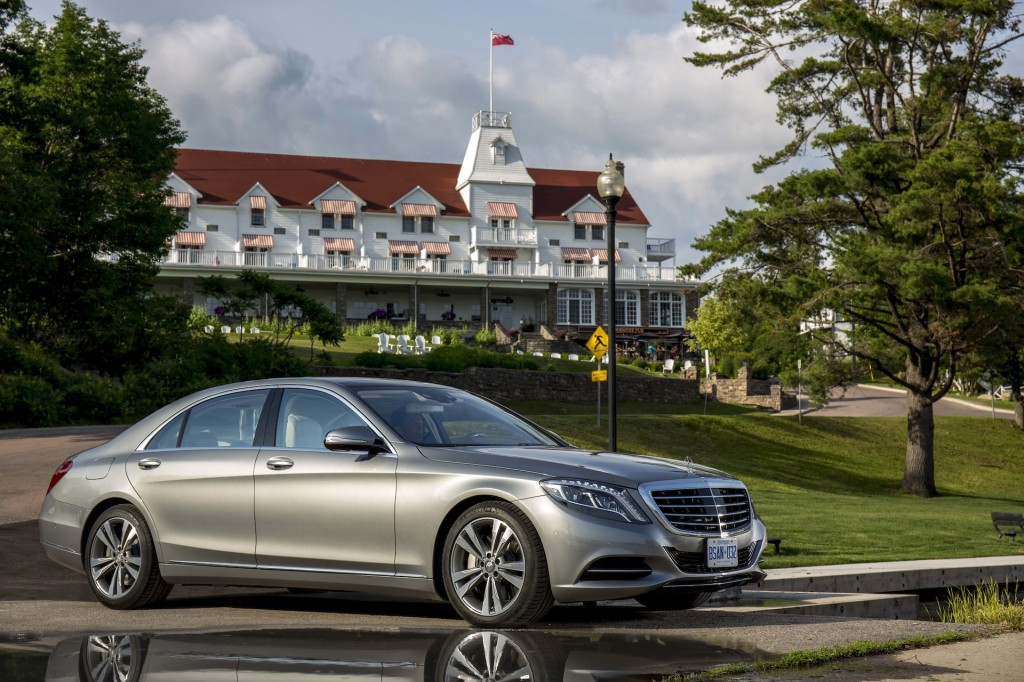 mercedes benz introduces sharper pricing for 2014 s class