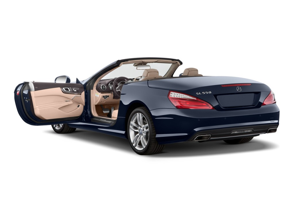 image 2014 mercedes benz sl class 2 door roadster sl550 open doors size 1024 x 768 type gif. Black Bedroom Furniture Sets. Home Design Ideas