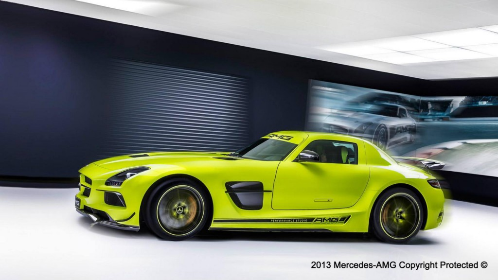 2014 mercedes benz sls amg black series enhanced by the amg performance studio