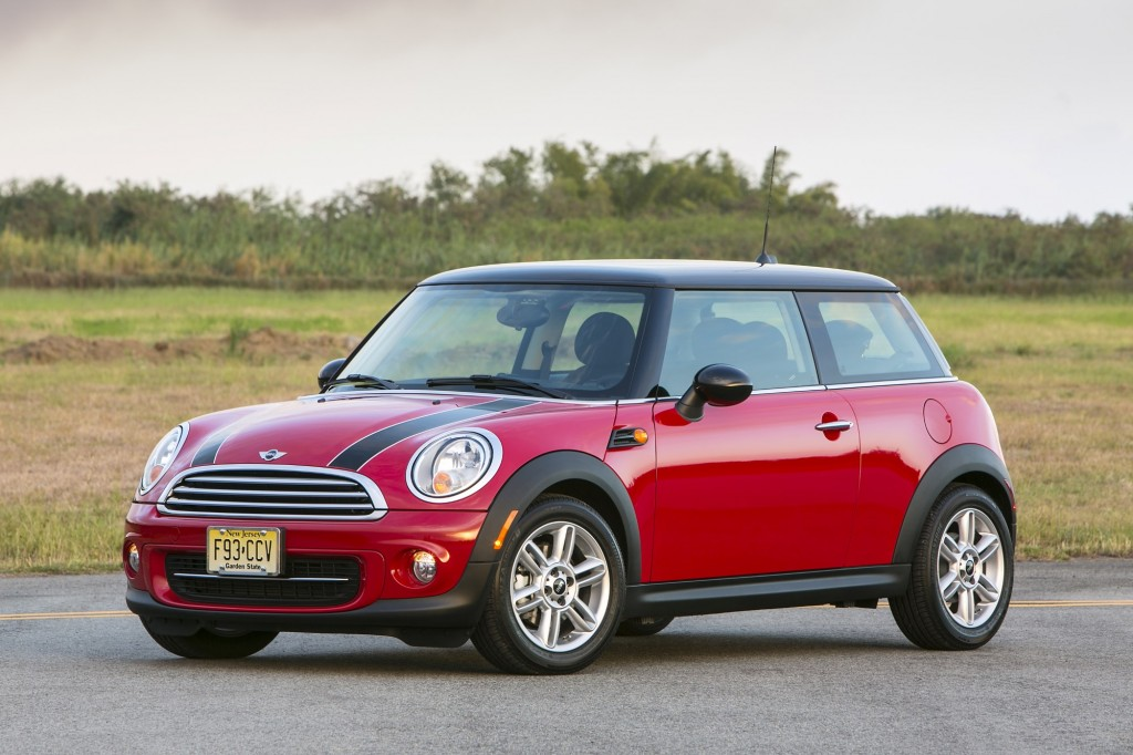 2014-2015 MINI Cooper Recalled For Weight Misstatement