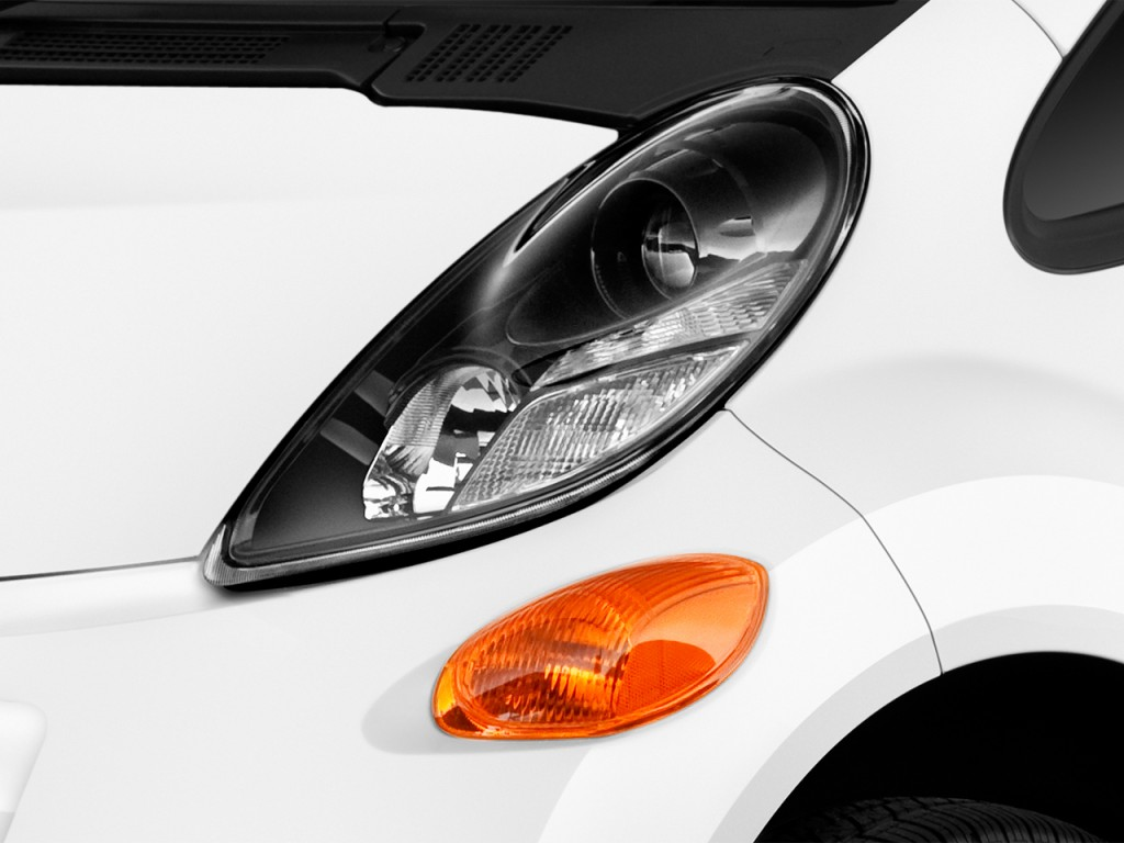 Image: 2014 Mitsubishi i-MiEV 4-door HB ES Headlight, size: 1024 x 768, type: gif, posted on ...