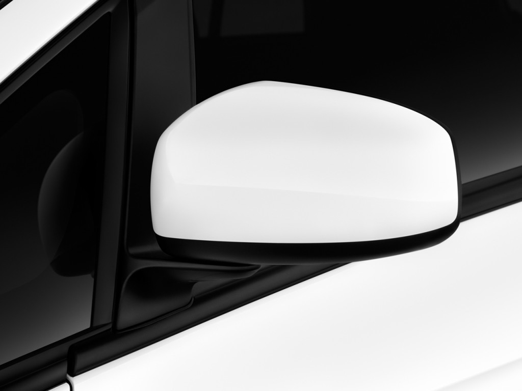 Image: 2014 Mitsubishi i-MiEV 4-door HB ES Mirror, size: 1024 x 768, type: gif, posted on: March ...