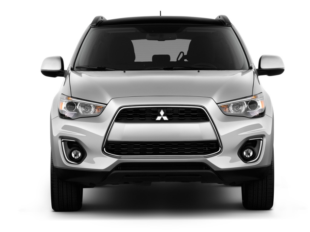Image: 2014 Mitsubishi Outlander Sport 2WD 4-door CVT SE Front Exterior View, size: 1024 x 768 ...