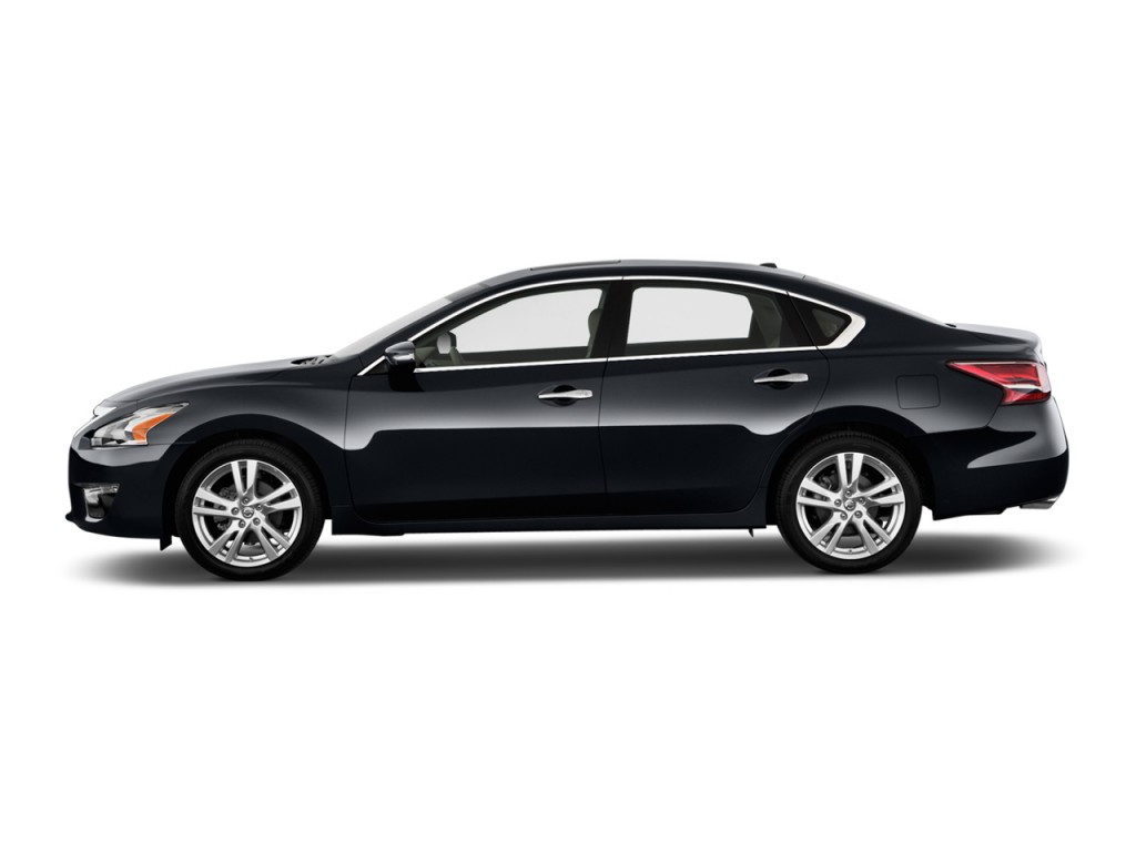 image 2014 nissan altima 4 door sedan i4 2 5 sl side exterior view size 1024 x 768 type gif. Black Bedroom Furniture Sets. Home Design Ideas
