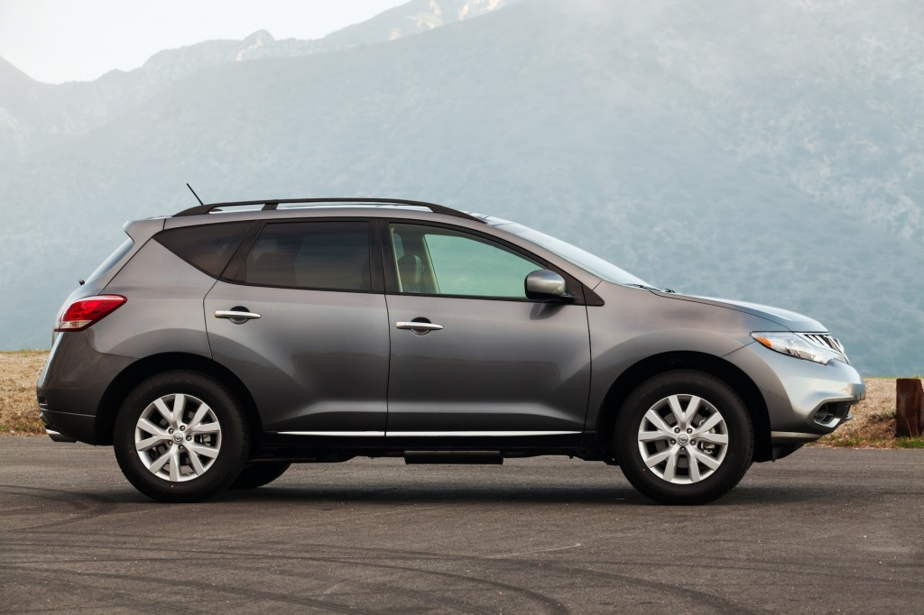 2013-2014 Nissan Murano recalled over fire hazard: 57,000 vehicles affected