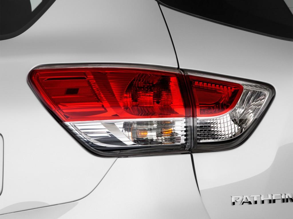 Image: 2014 Nissan Pathfinder 2WD 4-door SL Tail Light, size: 1024 x ...