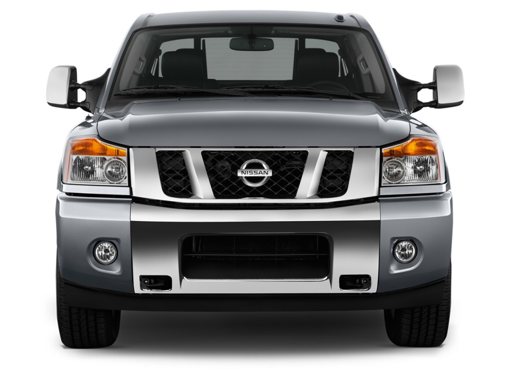 image 2014 nissan titan 2wd crew cab swb sl front exterior view size 1024 x 768 type gif. Black Bedroom Furniture Sets. Home Design Ideas