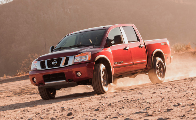 Next Nissan Titan Gets Cummins Turbodiesel V-8
