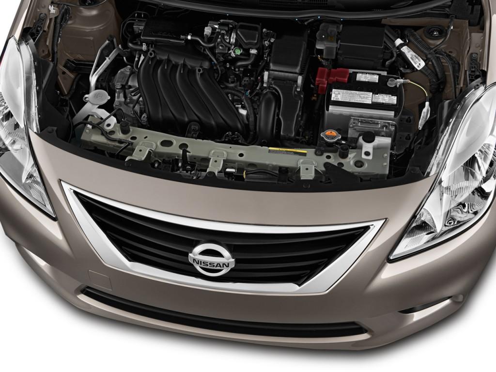 Image 2009 Nissan Versa 4 Door Sedan Auto S Side Exterior View Size ...