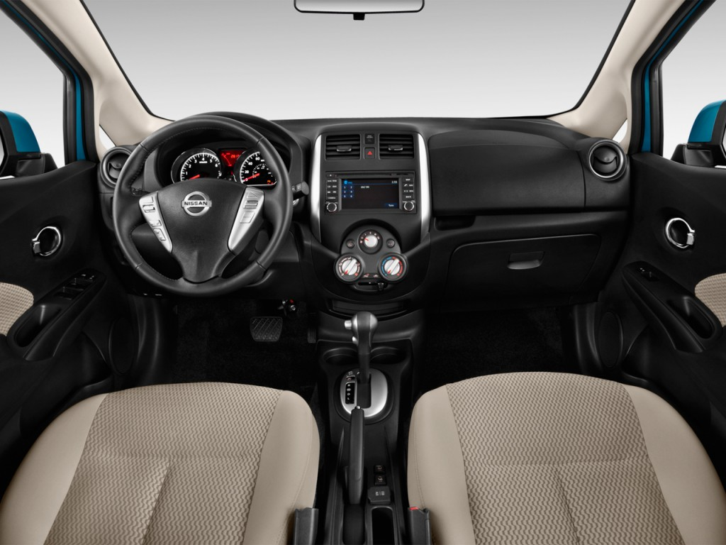 image 2014 nissan versa note 5dr hb cvt 1 6 s plus dashboard size 1024 x 768 type gif. Black Bedroom Furniture Sets. Home Design Ideas
