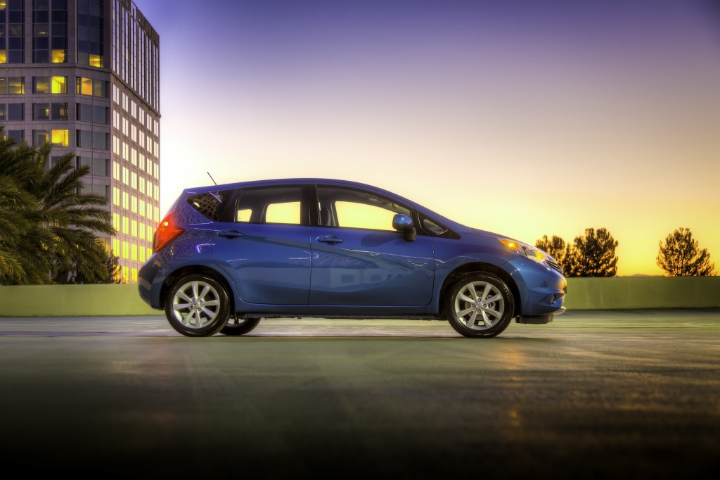 2014 Nissan Versa Note, Now Available At Amazon
