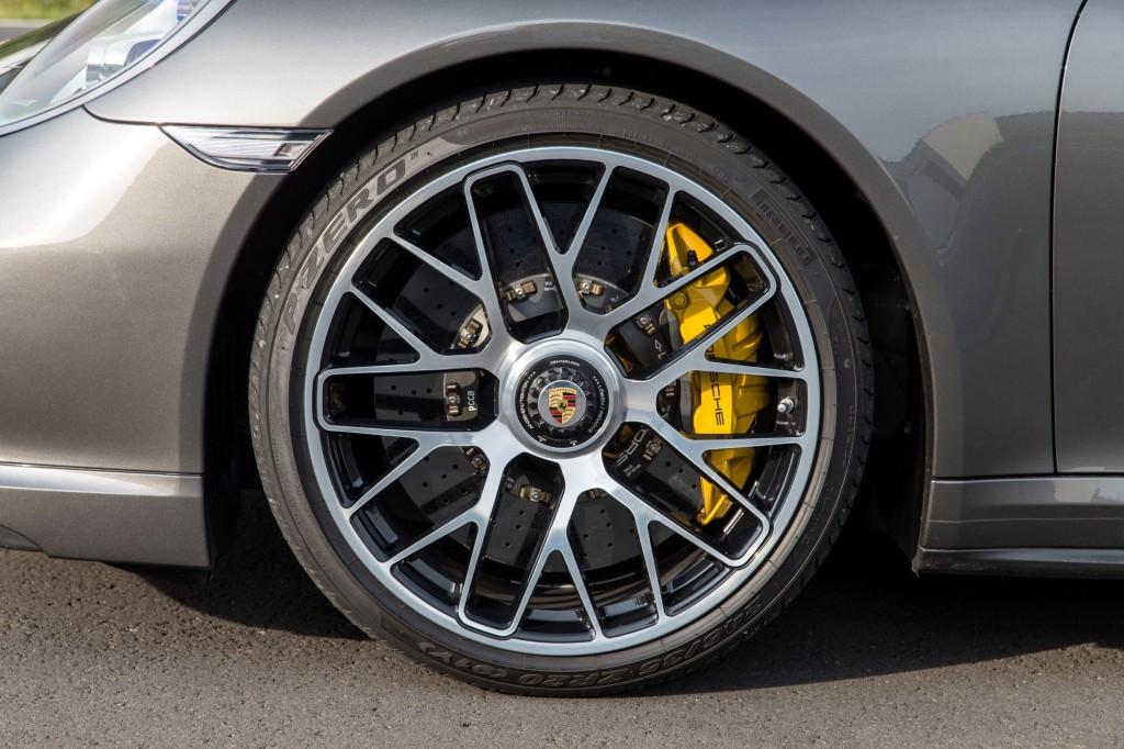 2014 Porsche 911 Turbo S first drive, Bilster-Berg, August 2013