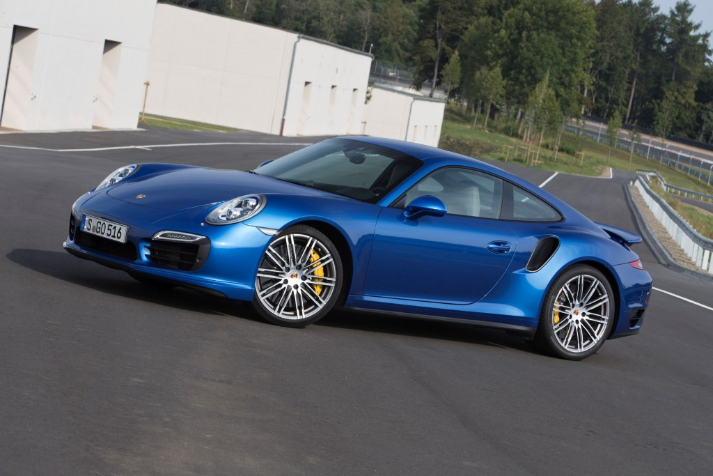2014 porsche 911 turbo s first drive bilster berg august 2013