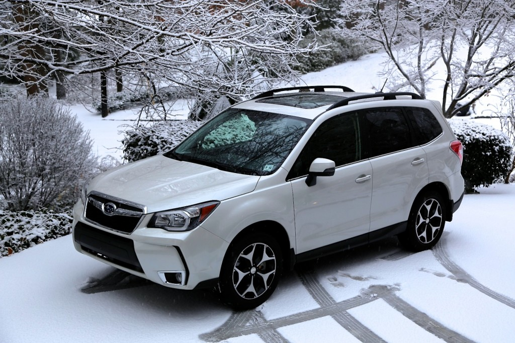 Image 2014 Subaru Forester Xt Six Month Road Test Size