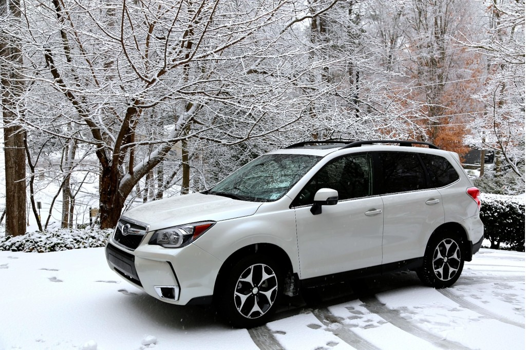 2014 Subaru Forester XT Six-Month Road Test