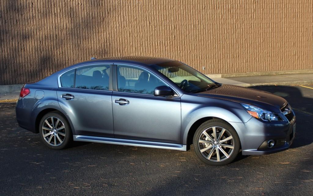 2014 Subaru Legacy Sport 2.5i  -  Driven
