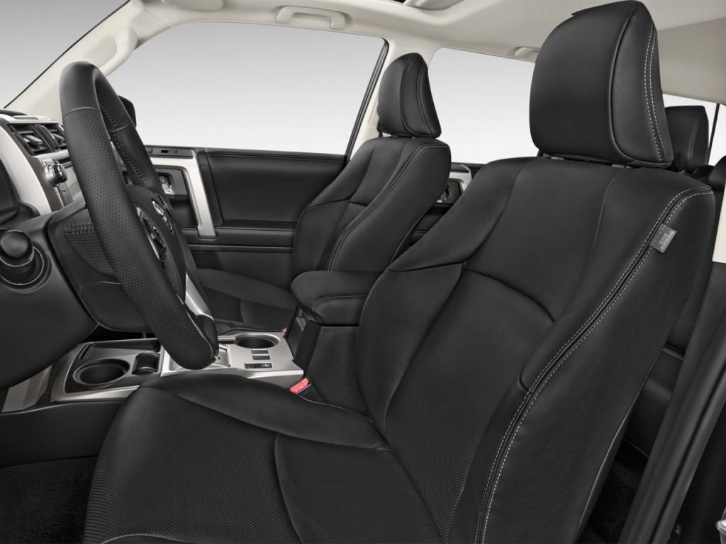 Toyota Runner Rwd Door V Limited Natl Front Seats L
