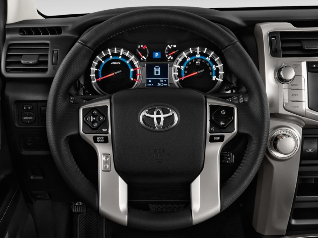 Image 2014 Toyota 4runner Rwd 4 Door V6 Sr5 Natl