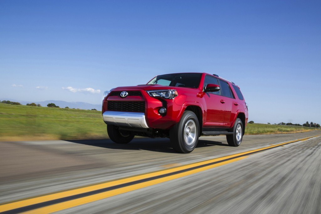 new car launches april 2014Image 2014 Toyota 4Runner size 1024 x 682 type gif posted on