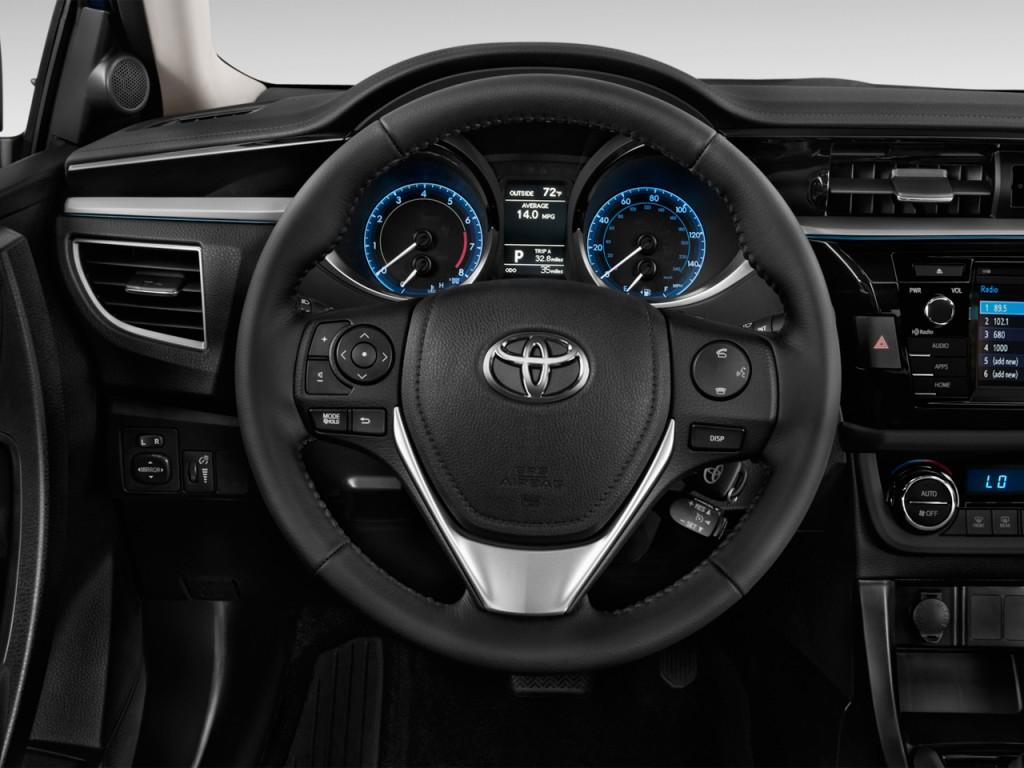 image 2014 toyota corolla 4 door sedan cvt s gs steering wheel size 1024 x 768 type gif. Black Bedroom Furniture Sets. Home Design Ideas