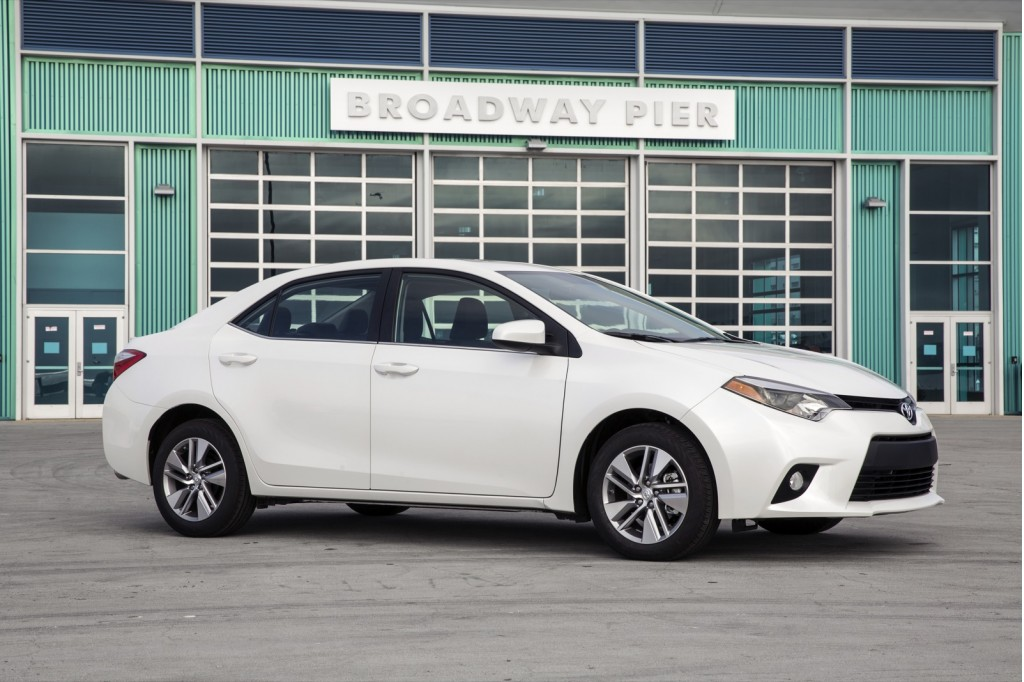 2014 Toyota Corolla: 'Marginal' In Critical Frontal Crash Test