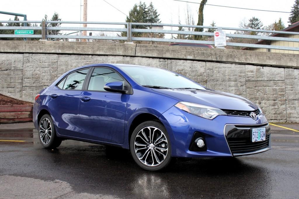Image 2014 Toyota Corolla S Driven February 2014 Size