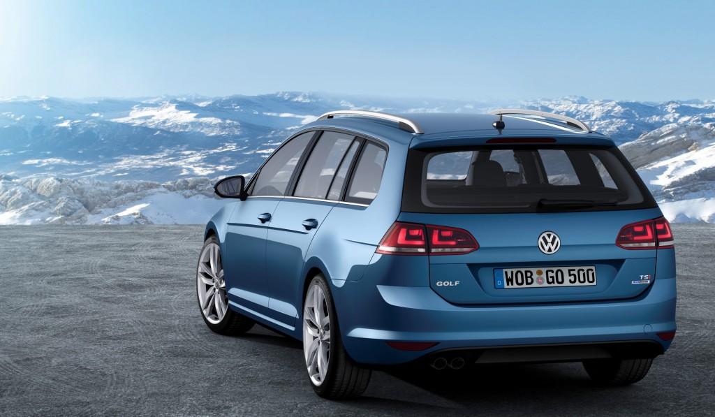 2014 Volkswagen Golf Variant