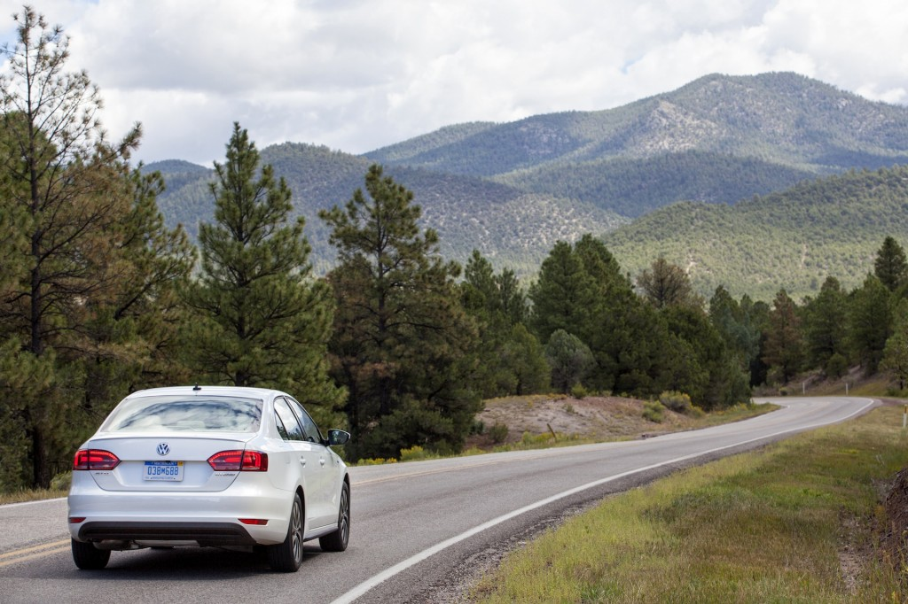 2014 Volkswagen Jetta Hybrid