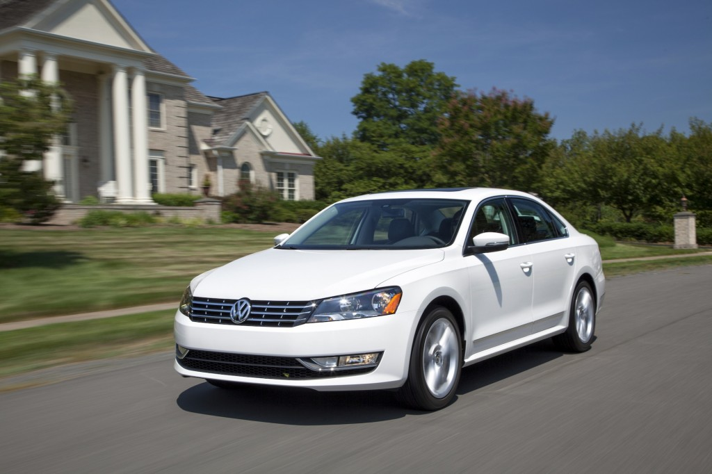 2012-2014 Volkswagen Passat diesels recalled: 84,000 U.S. vehicles affected