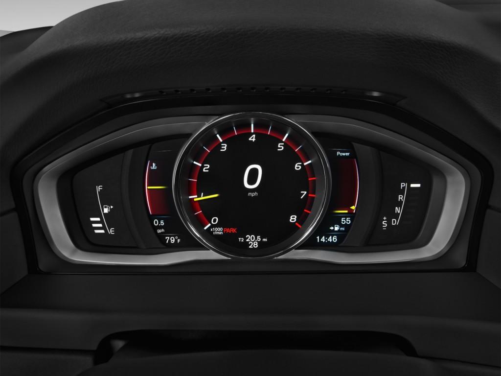 Image 2014 Volvo Xc70 Awd 4 Door Wagon 3 2l Instrument