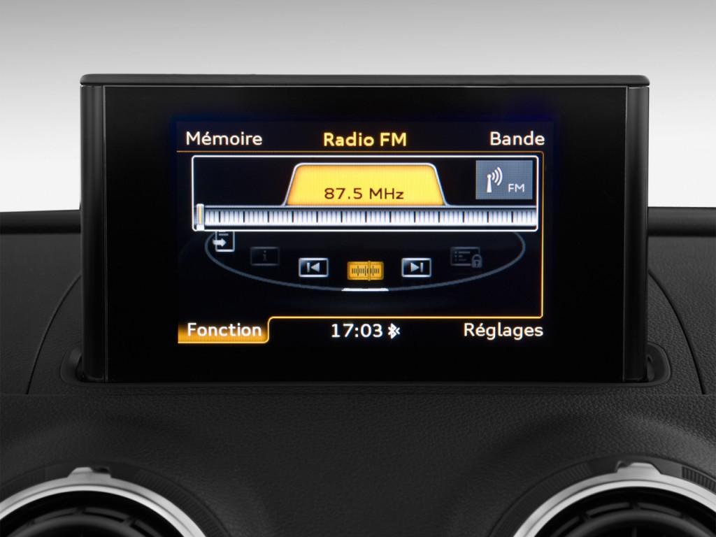 image 2015 audi a3 2 door cabriolet fwd 1 8t premium audio system size 1024 x 768 type gif. Black Bedroom Furniture Sets. Home Design Ideas