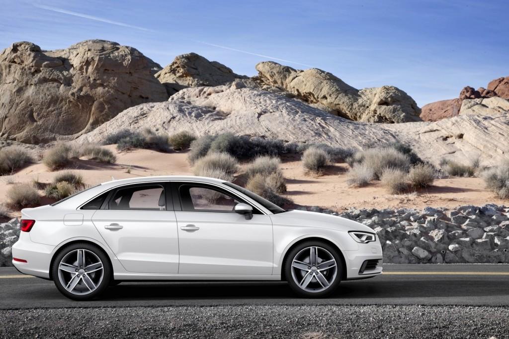 2015 Audi A3 Sedan