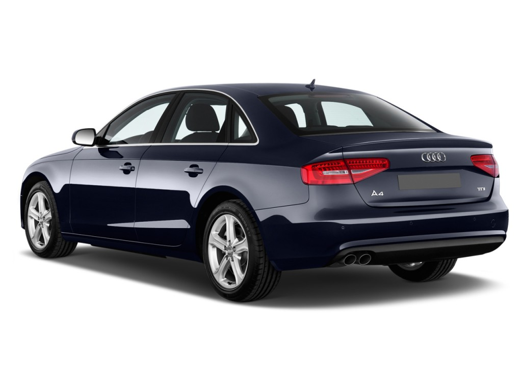 Image 2015 Audi A4 4 Door Sedan CVT FrontTrak 20T
