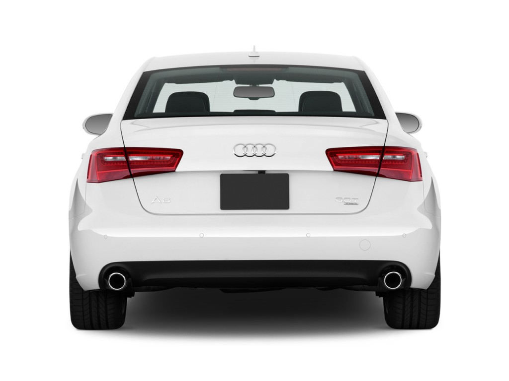 image 2015 audi a6 4 door sedan fronttrak 2 0t premium plus rear exterior view size 1024 x. Black Bedroom Furniture Sets. Home Design Ideas
